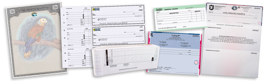 northstar products, checks and financial documents